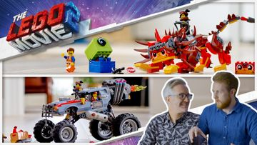 THE LEGO® MOVIE 2™ – Ultrakatty e Lucy guerriera 70827 e Emmet e Il Buggy Fuggi-Fuggi di Emmet e Lucy 70829 – Video designer modello combinato