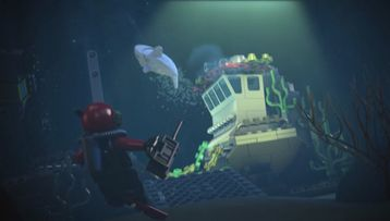 Deep Sea Trailer