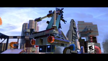 THE LEGO® NINJAGO® MOVIE™ spelet: Lanseringstrailer