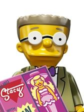 LEGO Minifigures The Simpsons 2 Smither