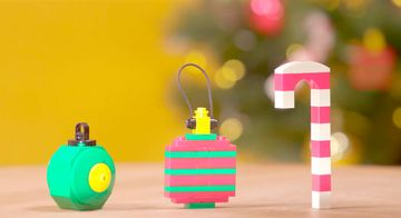 Build to Give - Holiday Ornaments