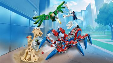 Crawler di Spider-Man