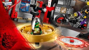 LEGO® NINJAGO® Ride Ninja product video – 70640 S.O.G. Headquarters