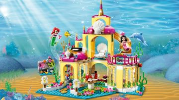 41063 Ariels Undersea Palace