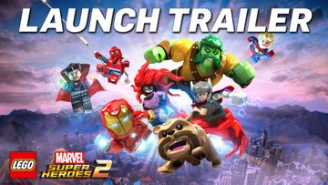 Official LEGO® Marvel Super Heroes 2 Launch Trailer