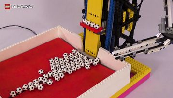 LEGO® Technic Great Ball Contraption #5