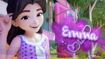 Rencontre les LEGO® Friends – Emma