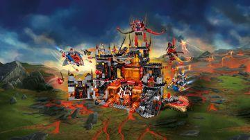 Il palazzo vulcanico di Jestro