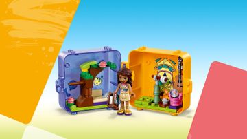 41434 - Andrea's Jungle Play Cube
