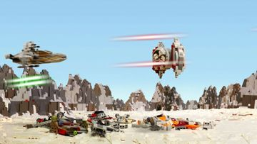 LEGO® Star Wars – INBOXING – Defense of Crait™ – 75202
