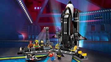 70923 The Bat-Space Shuttle