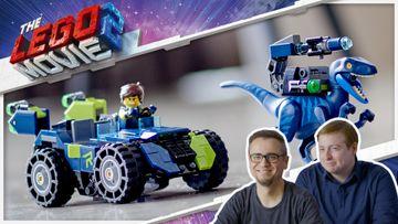 레고® 무비 2™ - 레고 무비 렉스의 오프로더 70826 - 레고 장난감 디자이너 비디오