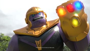Infintity Wars - Thanos Mini-Movie