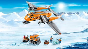60064 Arctic Supply Plane