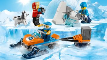 60191 Arctic Exploration Team