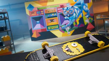 How to Build LEGO® Street Art!