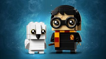 41615 Harry Potter and Hedwig