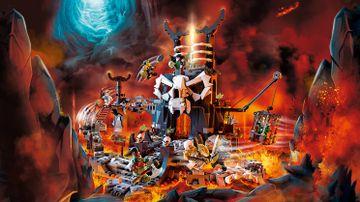 71722 - Skull Sorcerer's Dungeons