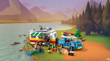31108 - Caravan Family Holiday