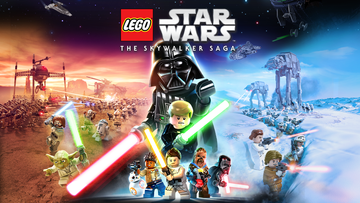 LEGO® Star Wars™ : La saga Skywalker