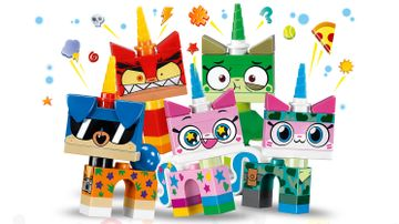 41775  Unikitty Collectibles Series 1