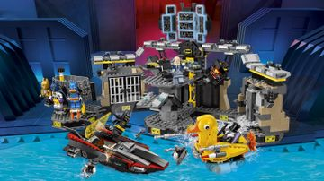 70909 Batcave Break In