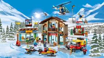 60203 Ski Resort