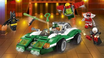 The Riddler™ Riddle Racer