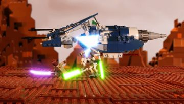 LEGO® Star Wars – INBOXING – General Grievous Combat Speeder – 75199
