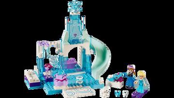 10736 Anna and Elsas Frozen Playground