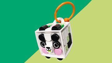Panda Çanta Süsü