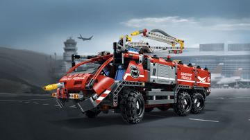 42068 Fire Rescue Vehicle