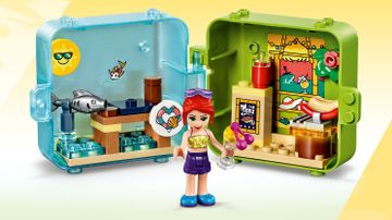 41413 - Mia's Summer Play Cube