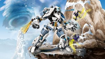 71738 - Zane's Titan Mech Battle