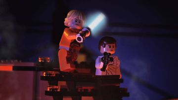 LEGO Star Wars Freeze Frame