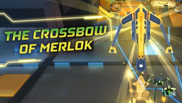 LEGO NEXO KNIGHTS Merlok Power The Crossbow of Merlok