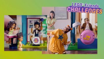 Recreate fun LEGO® Friends stories in real life – with your family!