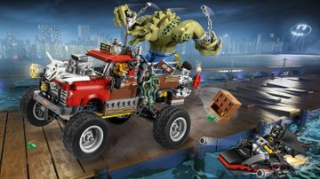 Killer Croc™ monstertruck