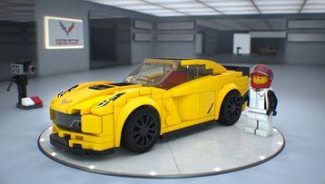 75870 Chevrolet Corvette