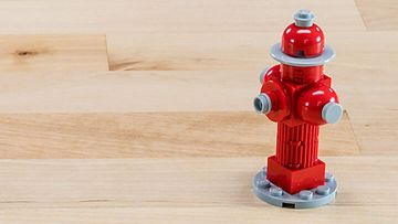Building Tip Fire Hydrant