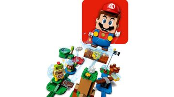 71360 - Adventures with Mario Starter Course