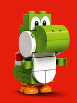 Yay… it's Yoshi!