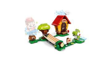 71367 - Mario's House & Yoshi Expansion Set