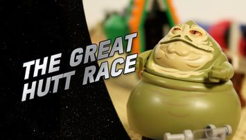 Jabba Jumps into the Race! - LEGO® Star Wars™