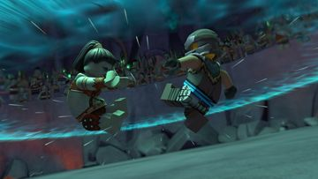 In the Skull Dungeons: 'The Queen' – LEGO® NINJAGO® Master of the Mountain