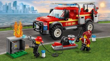 60231 Fire Chief Response Truck v29
