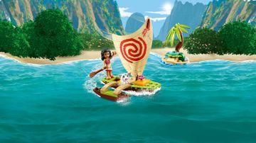 Moana's Ocean Adventure