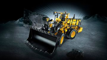 42030 RemoteControlled VOLVO L350F Wheel Loader