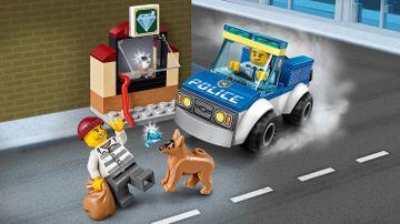 Politiets hundepatrulje