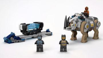 76099 – Resa dei conti con Rhino alla miniera